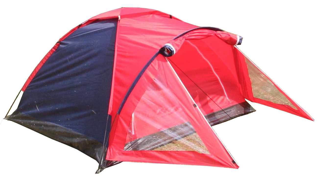 21010 3 persons nylon tent  sc 1 st  Haya [ International ] & 21012: 3-4 persons nylon tent Nylon Tent