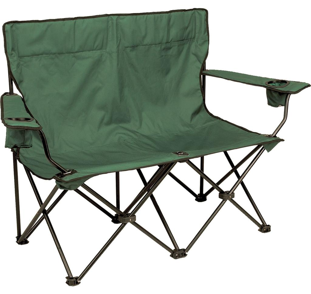 Double Folding Camping Chair Chairs Amp Seating